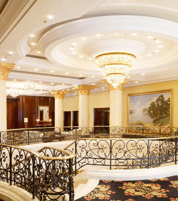 Philips Lighting illumina le zone di passaggio del Ritz-Carlton