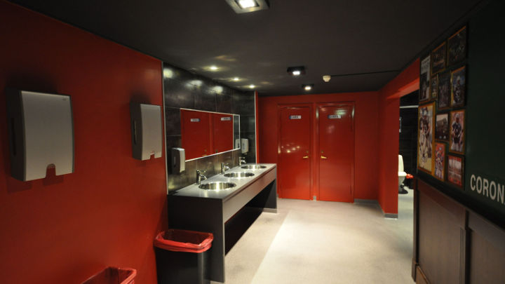 Philips Lighting ha illuminato i bagni di O'Learys