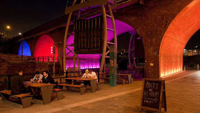 Toffee Factory - Progetto di illuminazione - Philips Lighting