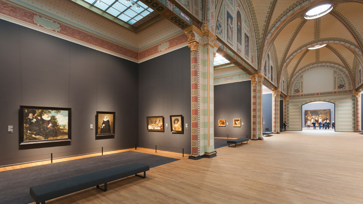 Aree diverse al Rijksmuseum di Amsterdam: Philips Lighting