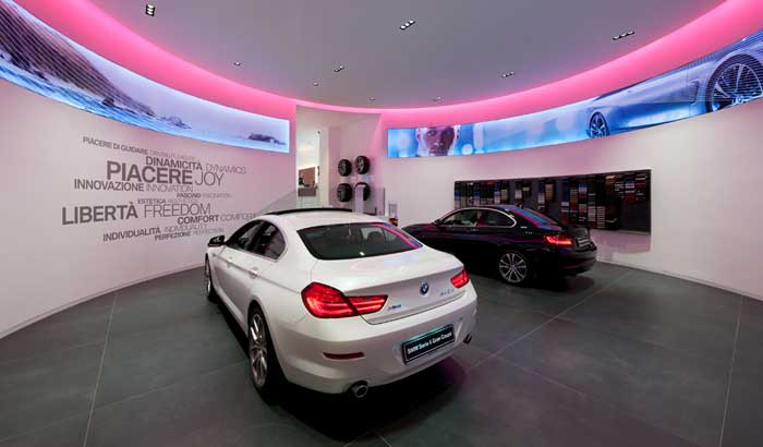BMW City Sales Outlet