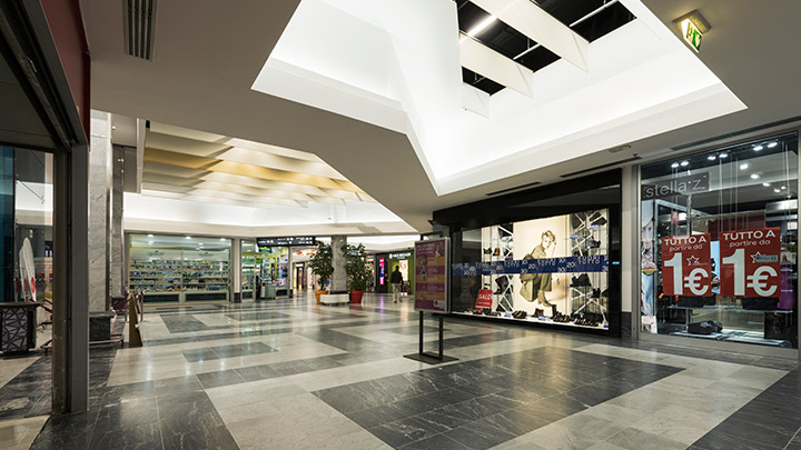 centro commerciale carrefour massa philips lighting