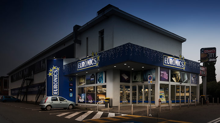 euronics verbania philips lighting
