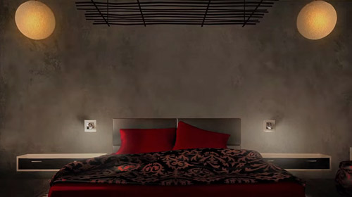 Lampade per la camera da letto Philips Lighting