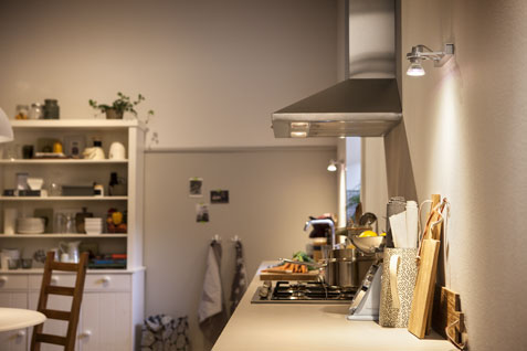 Lampade per la cucina Philips Lighting